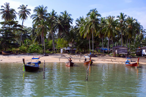 Koh Mook Pier