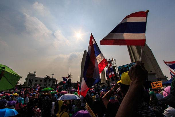 Suthin Taratin in Bangkok erschossen