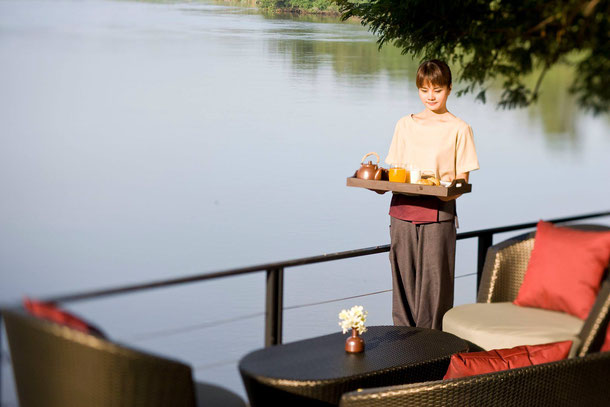 U-Inchantree Hotel in Kanchanaburi