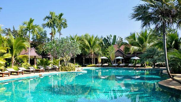 Laluna Hotel & Resort in Chiang Rai