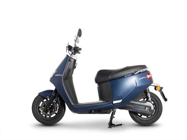 Ecooter E2 Max blau