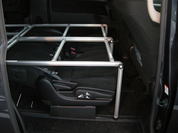 VOXY NOAH ESQUIRE ヴォクシー ノア エスクァイア 内装 ベッド ベッドキット 車中泊 トランポ カスタム