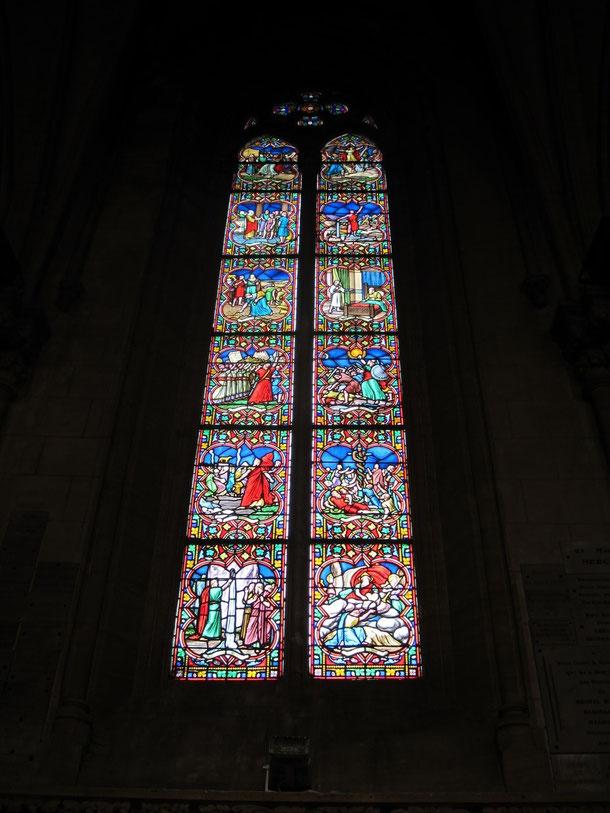 Exemple de vitraux