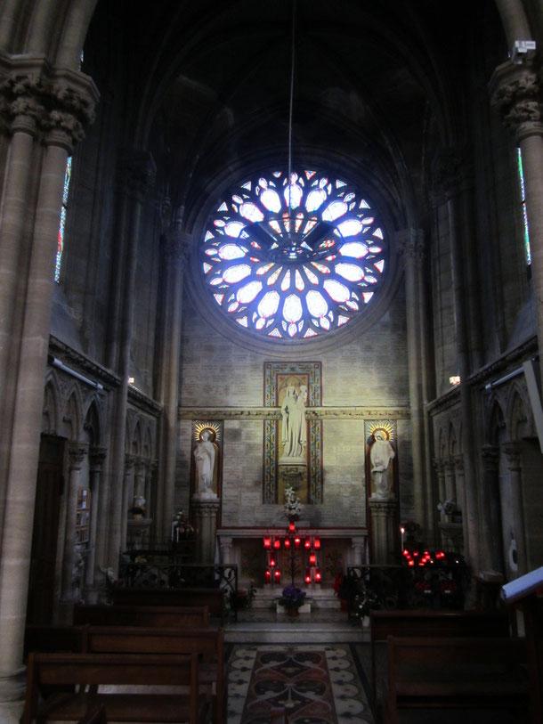 Chapelle de ND de Recouvrance.