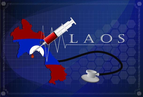 Impfungen für Laos.
