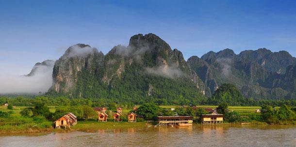 Laos Reisezeit