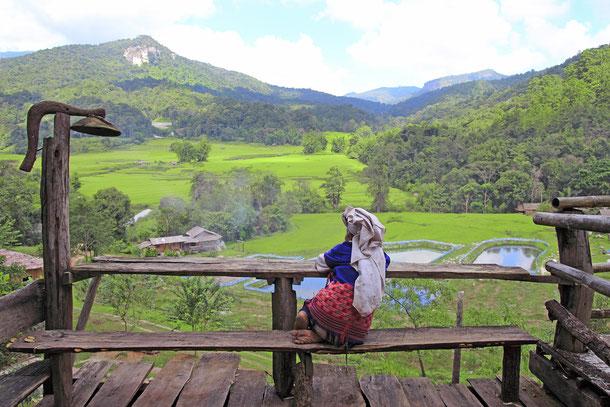 Trekkingtour in Luang Namtha