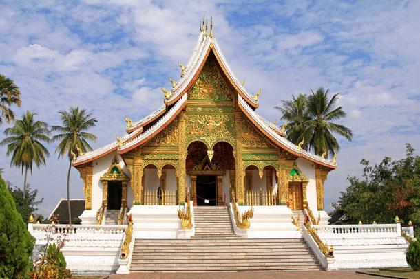 Haw Kham - Königspalast in Luang Prabang