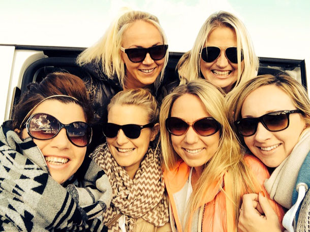 Sunglasses powered by Girlz just wanna have fun..