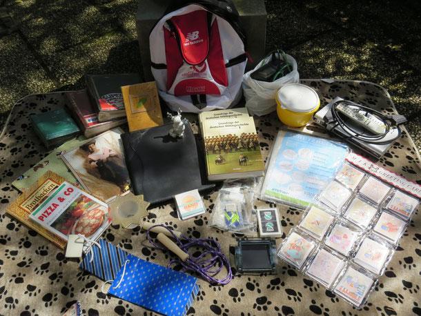 Verkauf zu Gunsten von Carmen Dodi, Bobi Pet Sancturay, Tantava, Rumänien
