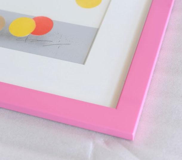 フレーム / 額縁 Eternity Pink
