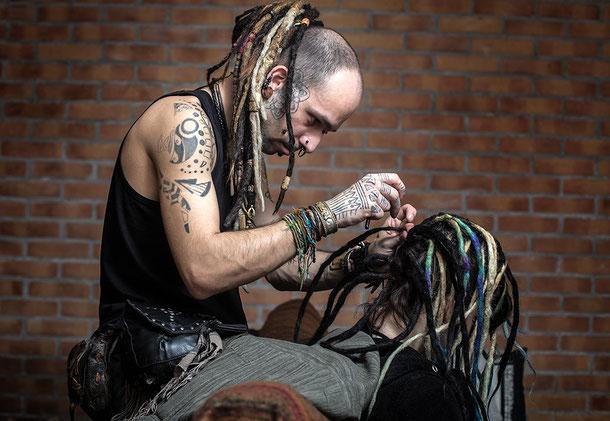 Gatto Tribe Dreadpflege Ansatzpflege