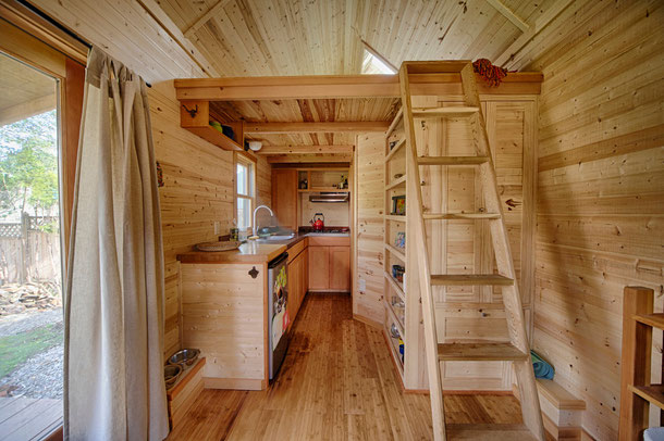 Ejemplo de 'Tiny House'.