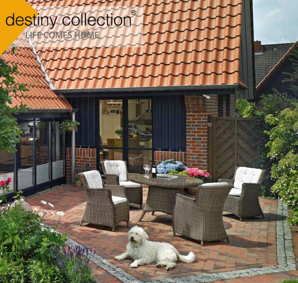 destiny collection ® LIFE COMES HOME Katalog 2015