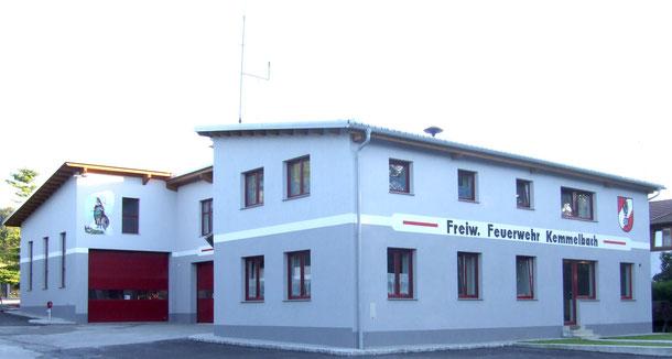 Feuerwehrhaus Freiwillige Feuerwehr Kemmelbach