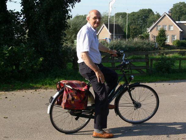 rondje graafstroom fietsen