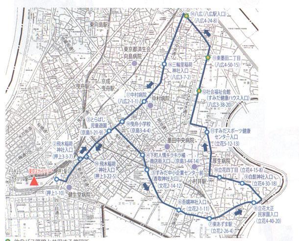 区内循環バス