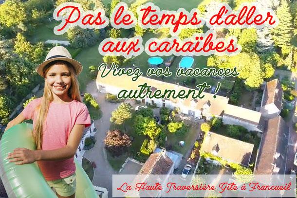 La Haute Traversière Gîte et Chambres d'hôtes Chenonceau Amboise Indre-et-Loire 37150