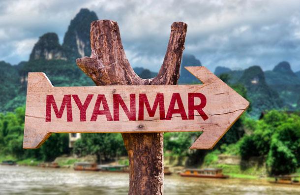 Nachhaltiger Tourismus in Myanmar