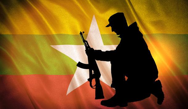 Die Kriminalität ist in Myanmar derzeit noch sehr gering verglichen zu anderen Ländern.