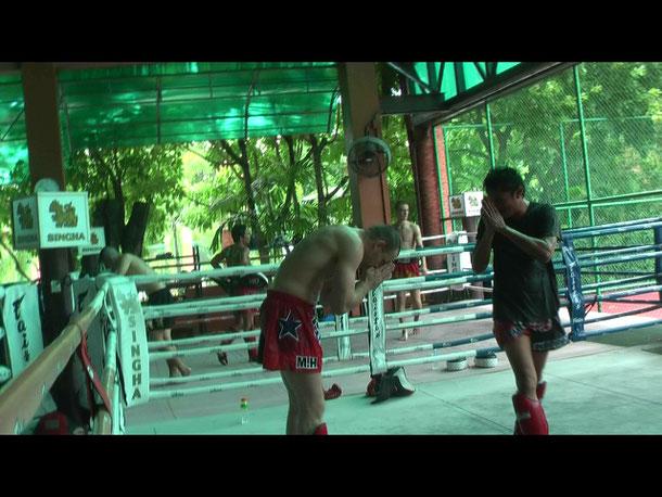 Fairtex Gym Pattaya