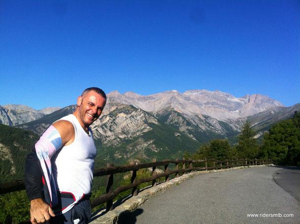 """Dunkel, dopo un mese di pedalate -IN ALTURA!!-, mette in mostra i """"risultati"""""""