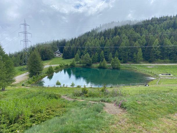 lago DE JOUX
