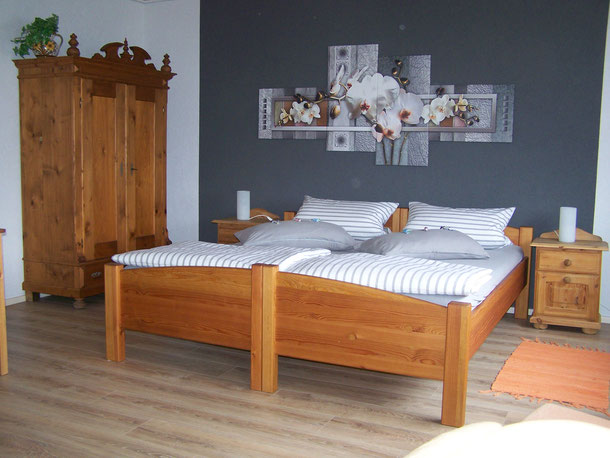 Schlafen / Doppelbett