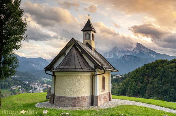Kirchleiten Kapelle Berchtesgaden