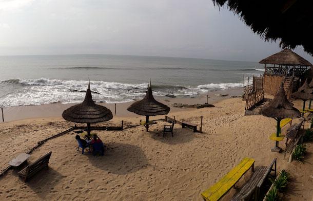 An der Wahalla-Beach