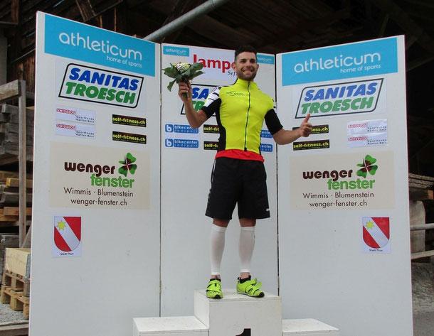 Andrea Pasqualon (Roth-Skoda) - Leader TDS-Cup.