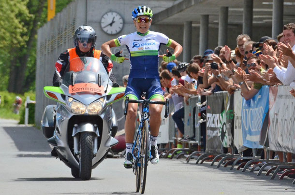 Elizabeth Williams (Orica - AIS).