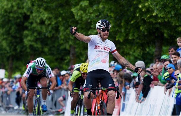 Fortin remporte le sprint à Lyss.