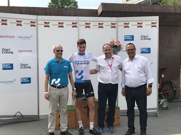 Gian Friesecke heisst der vorzeitige Sieger des Primeo Energie - ASOC-Cup 2019.