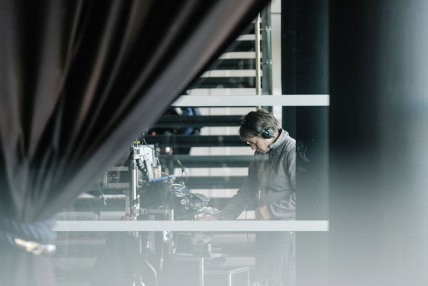 """tournage """"En guerre"""" de Stéphane Brizé, Nord-Ouest productions, photo de E.I. / KforC Productions - Karl COLONNIER"""