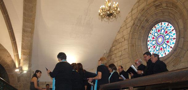 Actuación Día de Santiago Apóstol