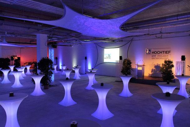 Dee-Age - dein Event- und Technikkonzept für eine gelungene Feier!