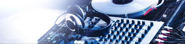 Booking DJ für Diskotheken, Clubs und Eventhallen