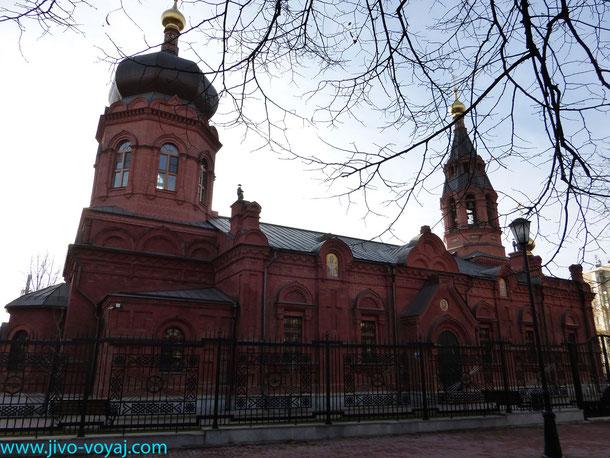 Храм Благовещения Пресвятой Богородицы (московского патриархата при штабе ВДВ)
