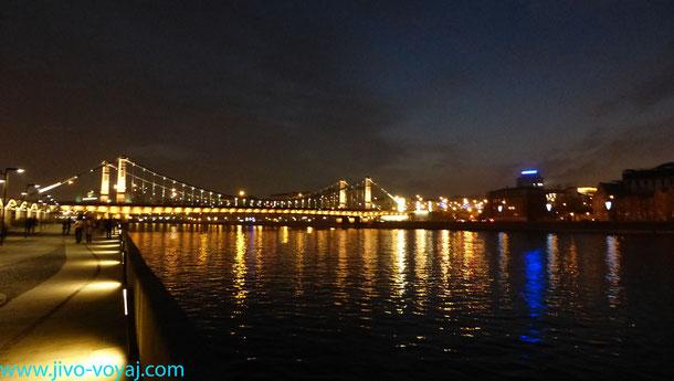 Крымский мост и Крымская набережная