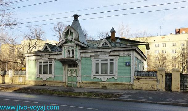Старый дом на улице Гастелло