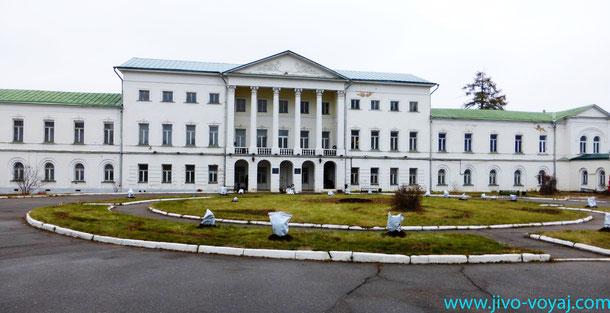 Усадьба Ивановское в Подольске