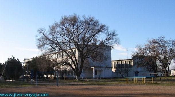 Средняя школа в Вилино