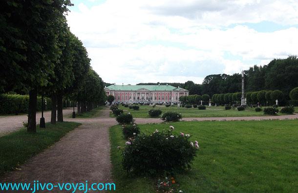 Дворец Шереметевых и парк