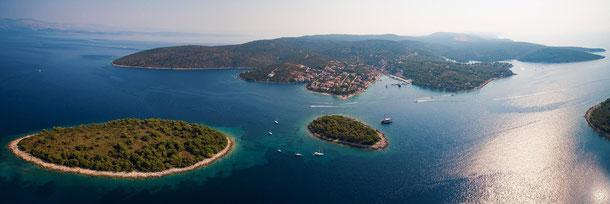 Solta, RYA Segel- und Seefahrtschule Kroatien - White Wake Sailing