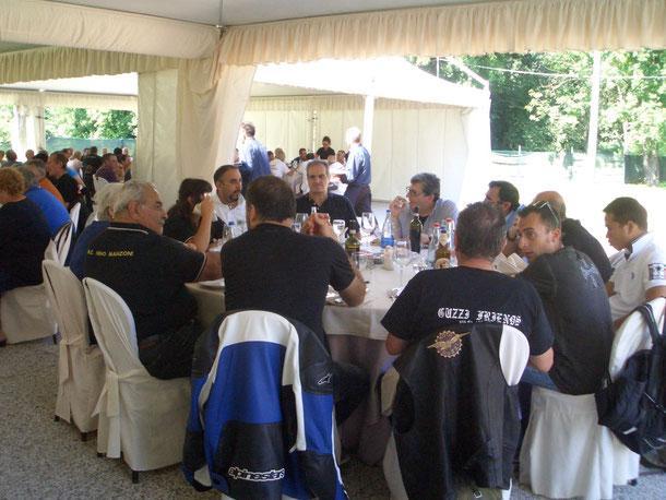 30 - Agosto 2015 - Pranzo 22° Motoraduno di Luino