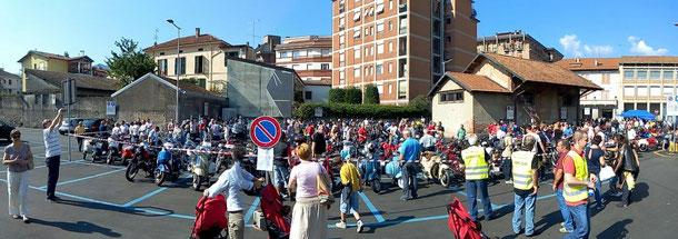 30 Agosto 2015 - 22°  Motoraduno di Luino