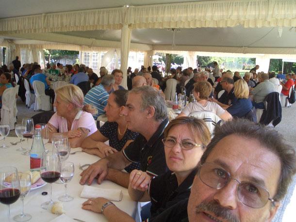 30-Agosto 2015 - Pranzo 22° Motoraduno di Luino