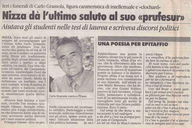 La Stampa 4 marzo 1995