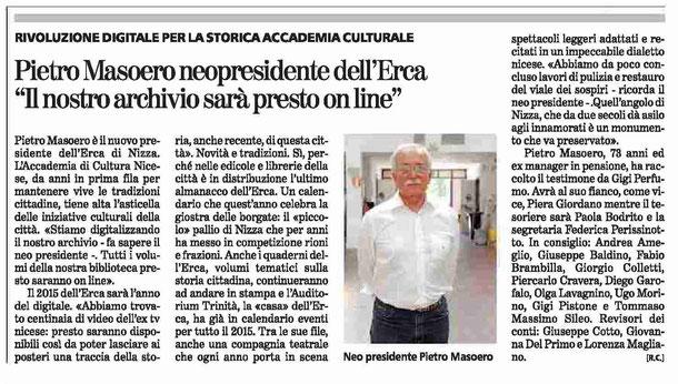 La Stampa 19-12-2014